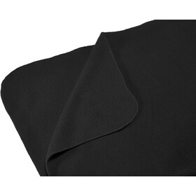 CAMPZ Couverture en polaire, black
